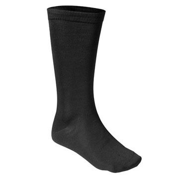 Terramar Sports Mens Silk Sock Liner