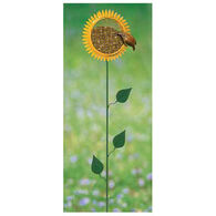 Audubon Sunflower Stake Bird Feeder