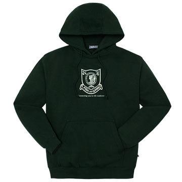 NH Fish and Game Mens Logo Shield Hooded Sweatshirt
