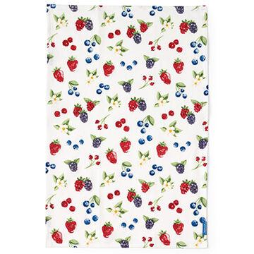 Stonewall Kitchen Mixed Berries Tea Towel