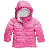The North Face Infant Girl's Reversible Mossbud Swirl Hoodie