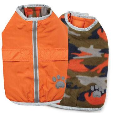 Zack & Zoey NorEaster Blanket Dog Coat