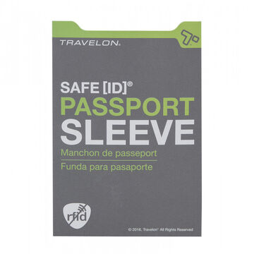 Travelon SafeID RFID Blocking Passport Sleeve