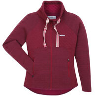 Avalanche Women's Volcan Hybrid Full Zip Jacket