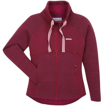 Avalanche Women's Volcan Hybrid Full Zip Jacket