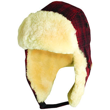 Woolrich Men's Heritage Aviator Hat