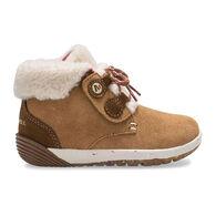 Merrell Girls' Little Kid Bare Steps Cocoa Jr. Boot