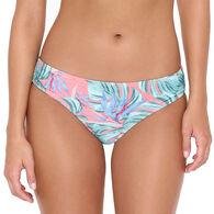 Hot Water Women's Havana Sunrise Hipster Swimsuit Bottom