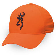 Browning Men's Safety Cap with Buckmark Logo