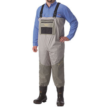 Caddis Mens Deluxe Breathable Bootfoot Chest Wader