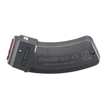 Ruger BX-15 Magnum 17 HRM & 22 WRM 15-Round Magazine
