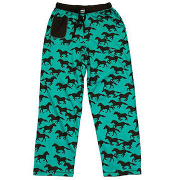 Lazy One Womens Hot To Trot Pajama Pant