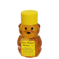 Maine Maple Products Pure Maine Honey Bear - 12 oz.