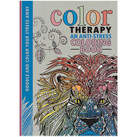 Color Therapy:  An Anti-Stress Coloring Book by Cindy Wilde & Laura-Kate Chapman