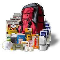 Wise Five Day Emergency Survival First Aid Kit w/ Food & Water