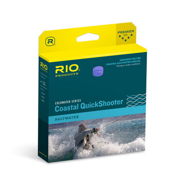 RIO Coastal QuickShooter XP WF Intermediate Saltwater Fly Line