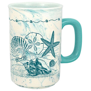 Cape Shore Maine Shells Sema Mug