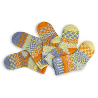 Solmate Socks Infant Baby Puddle Duck Sock, 5/pc