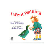 I Went Walking by Sue Williams & Julie Vivas