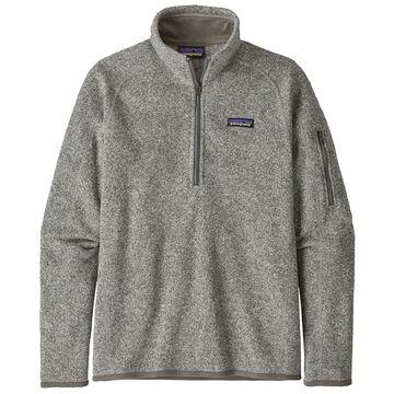 Patagonia Womens Better Sweater 1/4-Zip Fleece Pullover