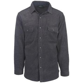 Woolrich Mens Andes Fleece Shirt Jac