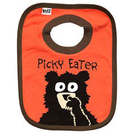Lazy One Infant Boys' & Girls' Picky Eater Bib