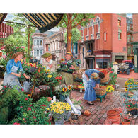 White Mountain Jigsaw Puzzle - Sidewalk Flower Sale