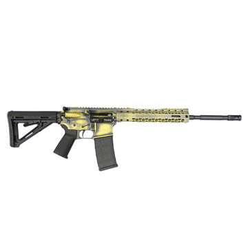 Black Rain Ordnance Gadsden Flag 5.56mm NATO 16 30-Round Rifle