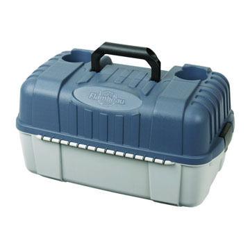 Flambeau Hip Roof 7-Tray Storage Box