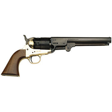 Traditions 1851 Navy Brass 44 Cal. Black Powder Revolver