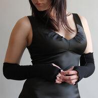 angelrox Women's Opera Sleeves