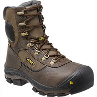 Keen Men's Leavenworth Insulated Waterproof Steel Toe Work Boot