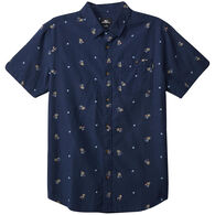 O'Neill Men's Freequency Short-Sleeve Shirt