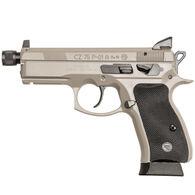 "CZ-USA CZ P-01 Ω Urban Grey Suppressor-Ready (Omega) 9mm 4.4"" 16-Round Pistol"