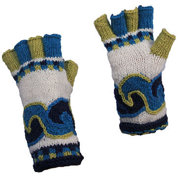 Icelandic Design Womens Zen Fingerless Glove