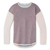 SmartWool Women's Shadow Pine Colorblock Sweater