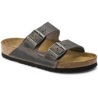 Birkenstock Men's Arizona Soft Sandal