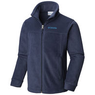 Columbia Boy's Glacial Fleece Half-Zip Jacket