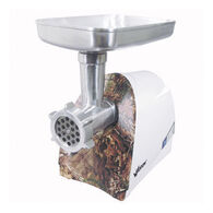 Weston Realtree Outfitters #8 Camoflauged Electric Meat Grinder & Sausage Stuffer