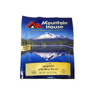 Mountain House Spaghetti w/ Meat Sauce - 2 Servings