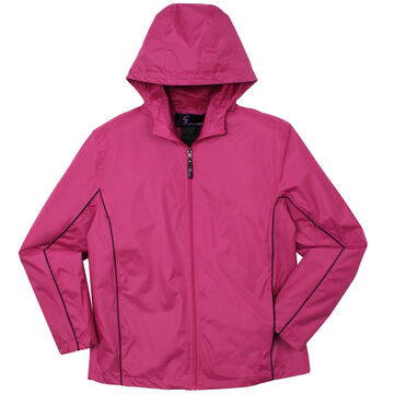 Kenpo Womens i5 Nylon Hooded Smart Jacket