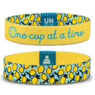 Unselfie Women's One Cup Lemonade Wrist Band