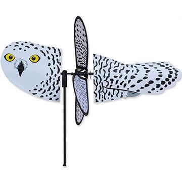 Premier Designs Petite Snowy Owl Spinner