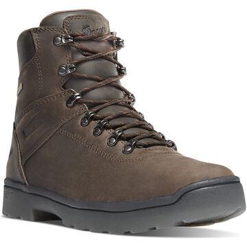Danner Mens Ironsoft 6 Non-Metallic Safety Toe Waterproof Work Boot