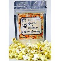 New England Cupboard Garlic And Cheddar Popcorn Mix, 2 oz.