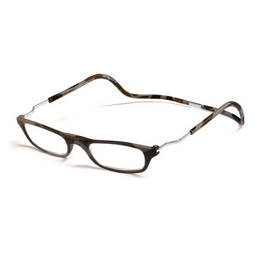 CliC Expandable XXL Camo Readers Magnetic Reading Glasses