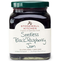 Stonewall Kitchen Seedless Black Raspberry Jam - 12.5 oz.