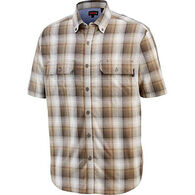 Wolverine Men's Big & Tall Ausbin Short-Sleeve Shirt