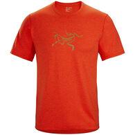 Arc'teryx Men's Cormac Logo Short-Sleeve T-Shirt