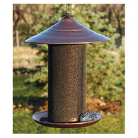 Audubon Woodlink Brushed Copper Sunflower Bird Feeder
